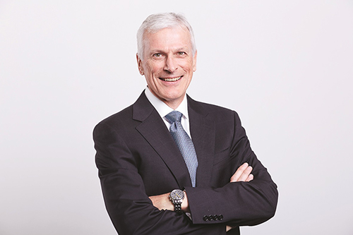 Keith Farlinger CEO BDO Global