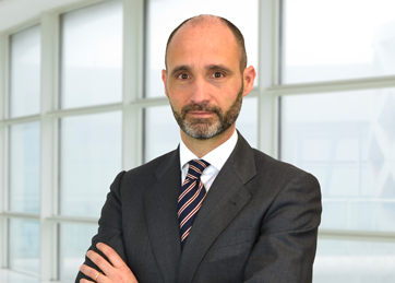 Ignacio Legido, Partner. Head of Legal Services