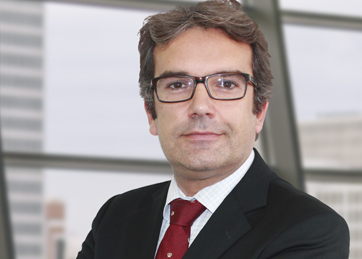 Ignacio Algás, Audit Partner