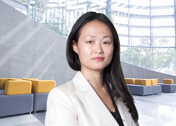 Mónica Liu, China Desk-Área Legal