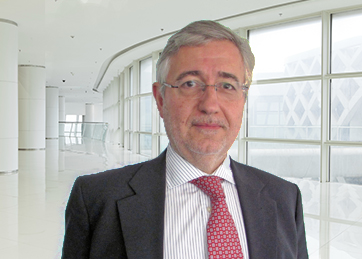 Antonio Carbajal, Director de Management Consulting