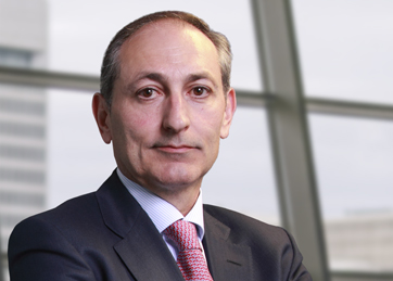 Eduardo Pérez, Partner. Head of Financial Advisory Services